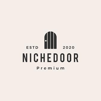 ニッチドアヴィンテージロゴ
