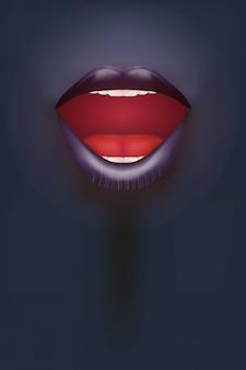 Night club poster
