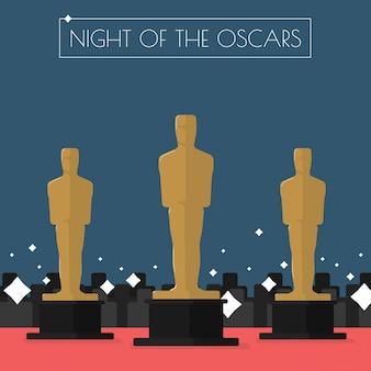 Night of the oscars
