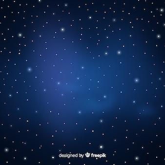 夜空の背景