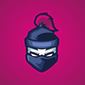 Ninja esports 로고