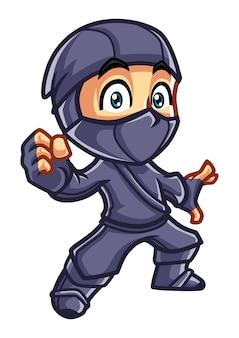 ninja kid vectors photos and psd files free download