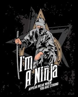 Персонаж отряда ниндзя