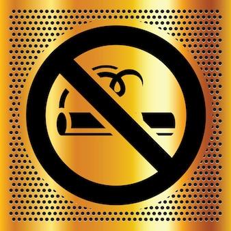禁煙のシンボル