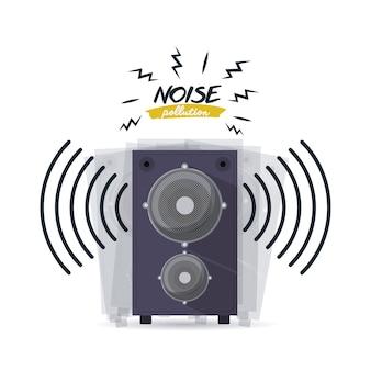 Noise pollution design