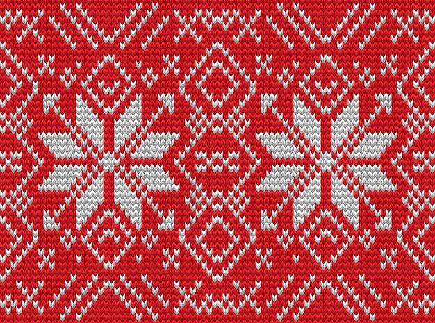 노르딕 니트 완벽 한 완벽 한 패턴입니다.