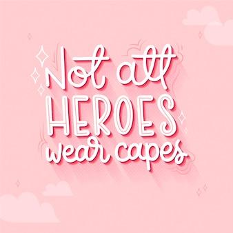 Не все герои носят плащи