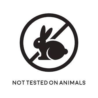 Не тестировалось на иконке с животными. векторная иллюстрация.