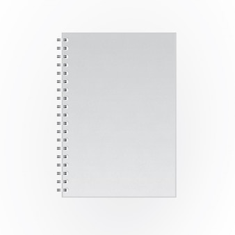 Notebook blank cover