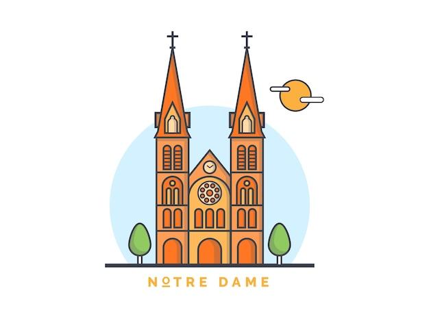 ノートルダム教会