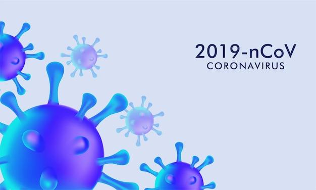 Novel coronavirus (2019-ncov). virus covid 19-ncp. coronaviruses influenza