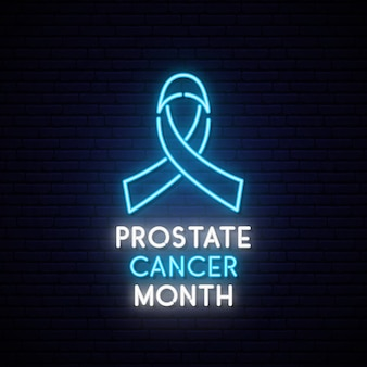 November prostate cancer awareness month