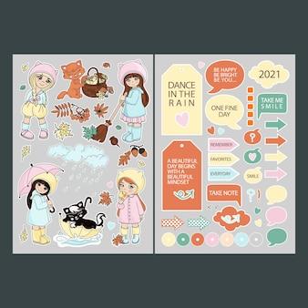 November stickers