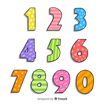 Number collection