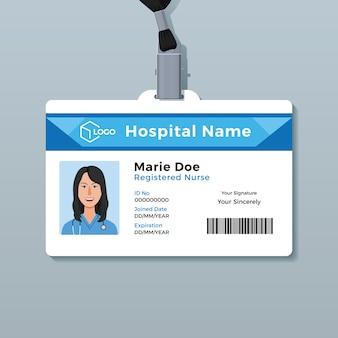 Nurse id card