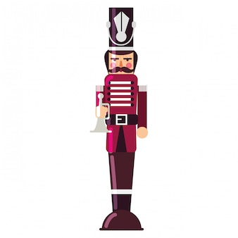 Nutcracker toy design