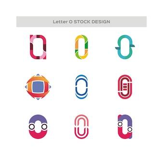 Логотип o stock design logo