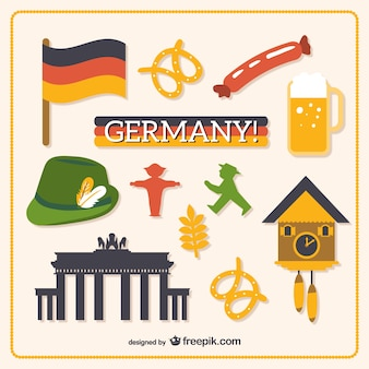 Objects from Germany