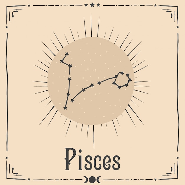 Occult astrology zodiac sign