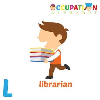 Occupation alphabet