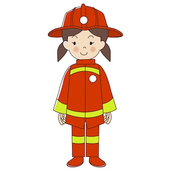 Occupation firefighter