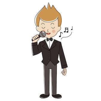 Occupation singer.