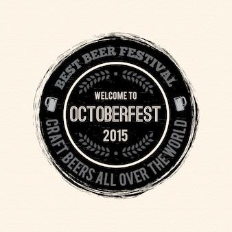 Octoberfest logo design