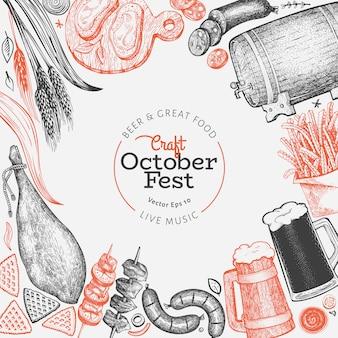 Octoberfest template.