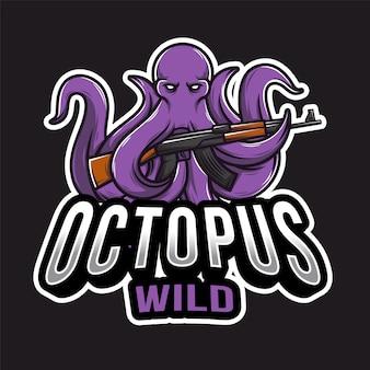 Octopus esport logo