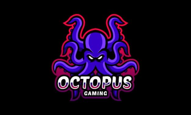 Octopus gaming esports logo