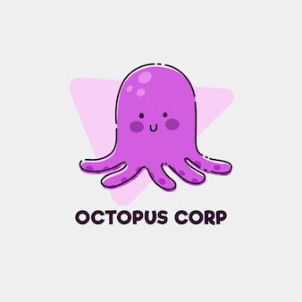 Логотип осьминога