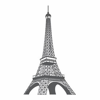 Эйфелевой башни