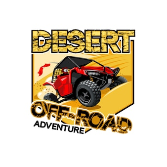 Off-road atv buggy