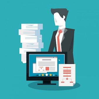 オフィスとビジネス技術