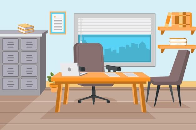 Office - sfondo per le videoconferenze