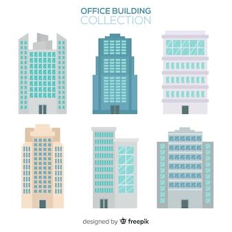 Office building set