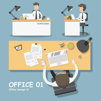 Office designs collection
