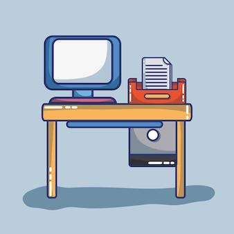 オフィス要素のアイコンから企業戦略へ