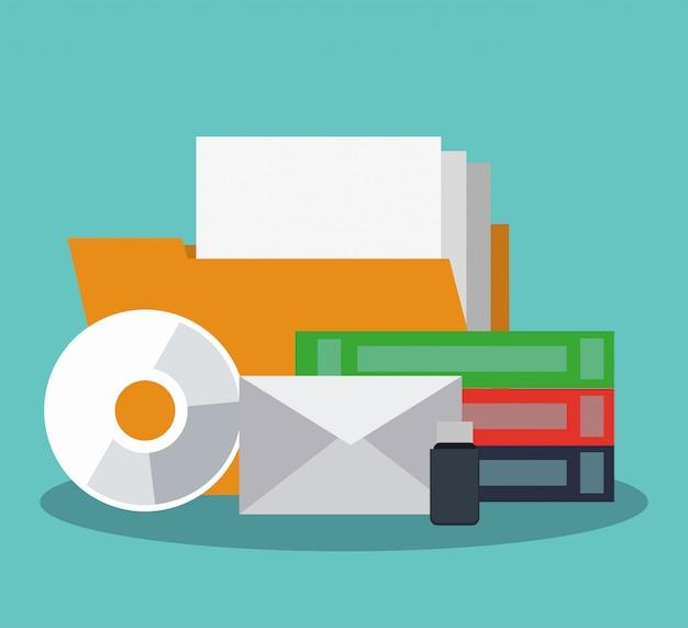 Office elements concept