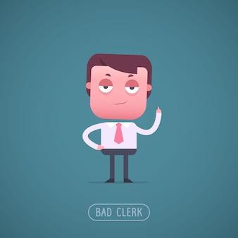 Office man.