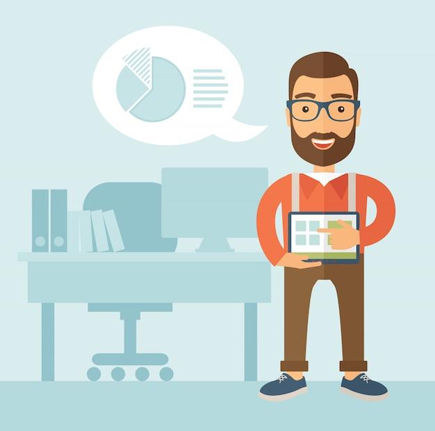 Office presentation.