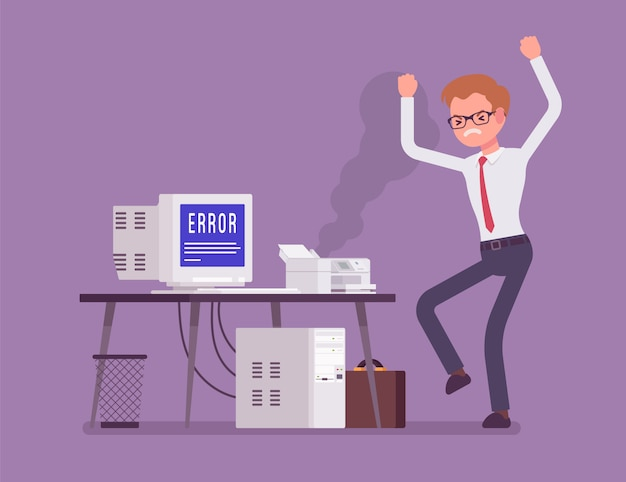 Office prtinter error