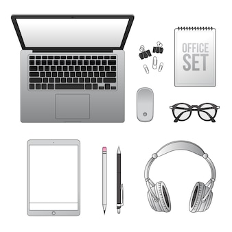 Office set.