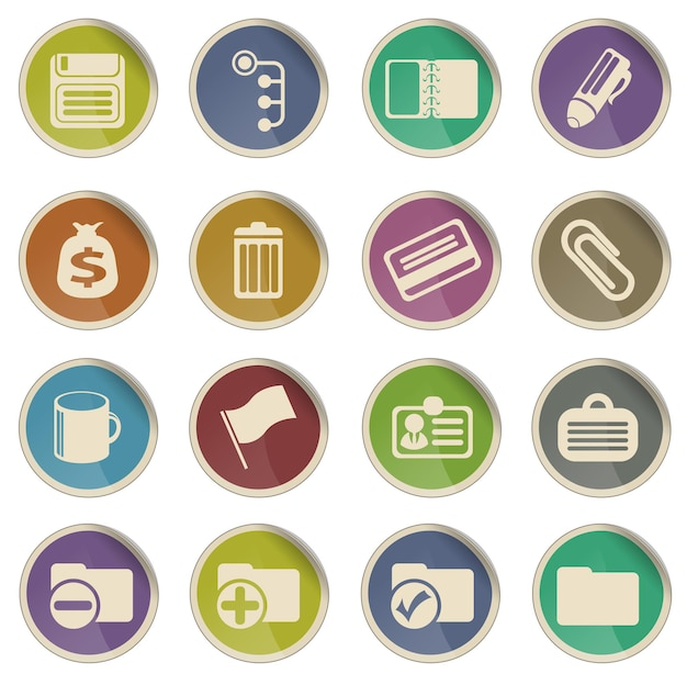 Officeは単にwebアイコンのシンボルです