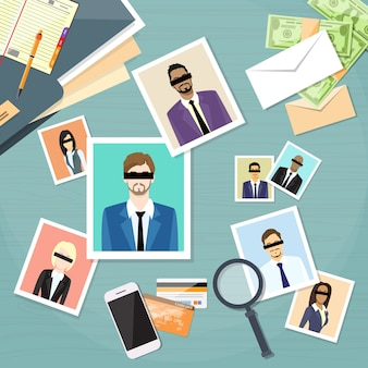 Offshore papers documents company business people photo