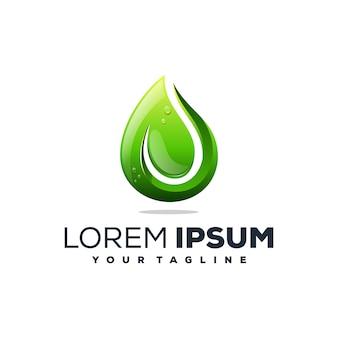 Нефтяной газ логотип вектор