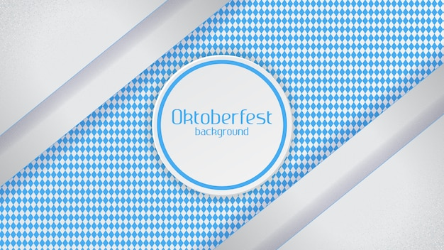 Oktoberfest background overlap