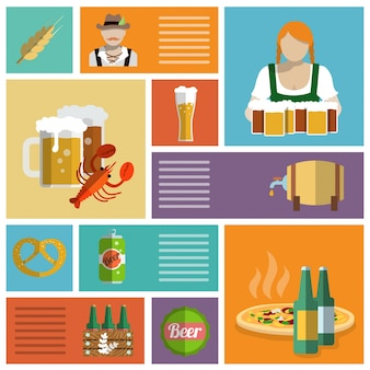Oktoberfest designs collection