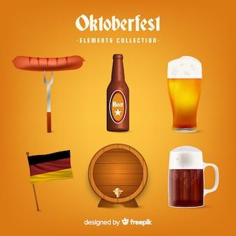Oktoberfest elements collection