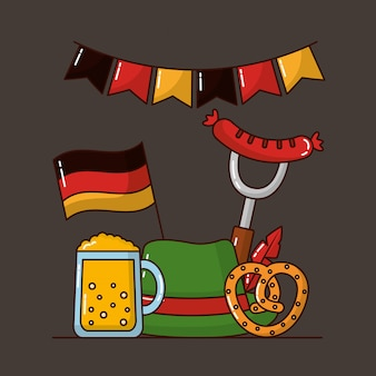 Oktoberfest germany celebration